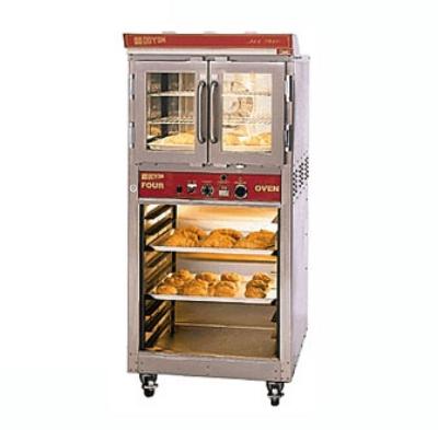 Doyon JA4SCG LP Jet-Air Convection Oven For 4-Full Size Pans LP Restaurant Supply
