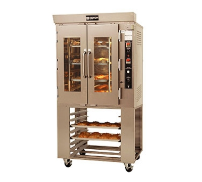Doyon JA8 Full Size Electric Convection Oven - 240/3v