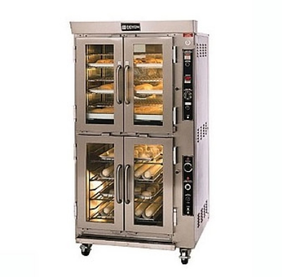 Doyon JAOP6SL 1203 Electric Proofer Oven with Steam Injection, 120-240/3v