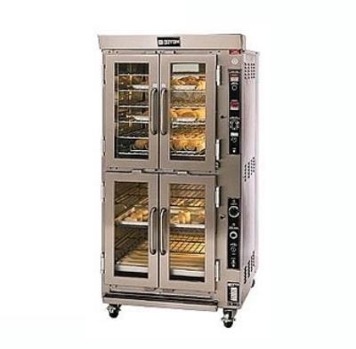 Doyon JAOP6G LP Gas Proofer Oven with Steam Injection, LP