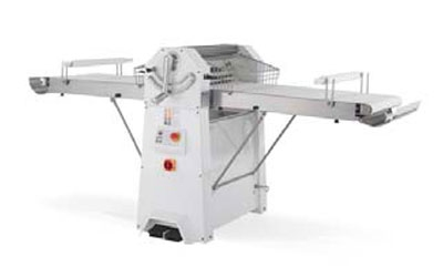 Doyon LMA620 Floor Model Reversible Dough Sheeter w/ 20-lb Dough Capacity