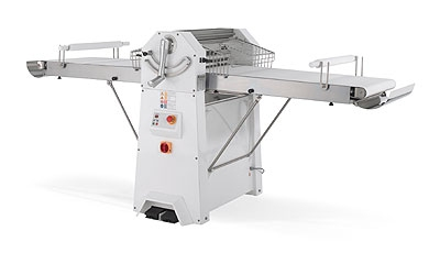 Doyon LMA624 Floor Model Reversible Dough Sheeter w/ 24-lb Dough Capacity