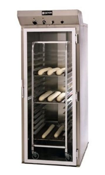 Doyon DRIP1 Roll-In Proofer Cabinet w/ (36)18x26-in Sheet Pan Capacity, Solid State