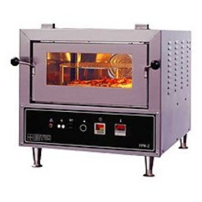 Doyon FPR2 Rotating Jet Air Pizza Oven, All SS, 240 V