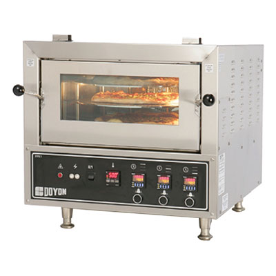 Doyon FPR3 Electric Single Deck Countertop Pizza Oven, 208/1v