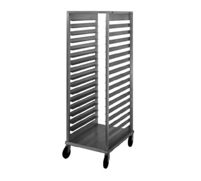 Doyon SB2 Full-Height Knock Down Pan Rack w/ 17-Full Size Pan Capacity, Aluminum Frame