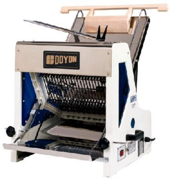 Doyon SM302 Bread Slicer, Table Model, 5/8 in Thick Slice