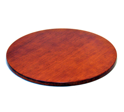 AAF BT24R 24-in Bacteria Resistant Round Table Top w/ R