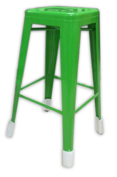 "AAF MC30 30"" Barstool - Recycled Steel, Green Coati"