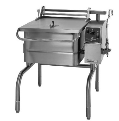 Blodgett 30E-BLP 2401 30-Gallon Braising Pan w/ Manual Control & Motorized Tilt, 240/1 V