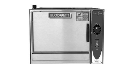Blodgett 3E-SN 2401 Countertop Manual Convection Steamer, Instant Steam, 240/1 V