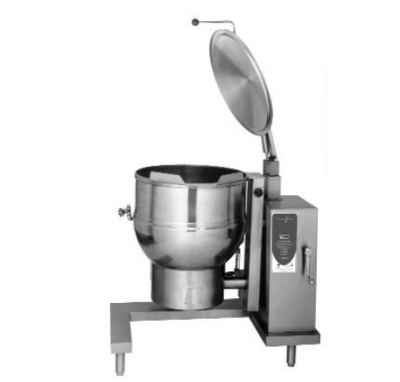 Blodgett 40G-KLT NG 40-Gallon Self-Lock Tilting Kettle w/ Manual Tilt, NG