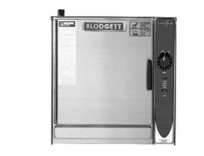 Blodgett 5E-SN 2401 Countertop Convection Steamer For Manual Controls, 240/1 V