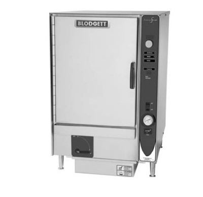 Blodgett 6E-SBF 2401 Boiler-Free Manual Control Countertop Convection Steamer, 240/1 V