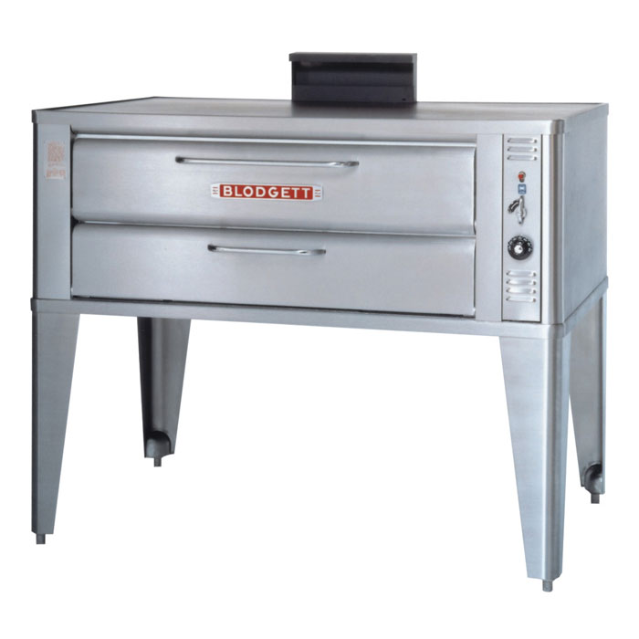 Blodgett 911 SINGLE NG Single Multi Purpose Deck Oven, NG