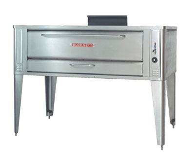 Blodgett 961P SINGLE NG Deck Type Gas Pizza Oven, 42 i