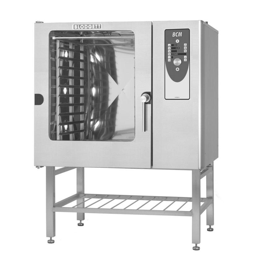 Blodgett BLCM-102E 240 Single Full-Size Combi-Oven - Boilerless, 240v/3ph