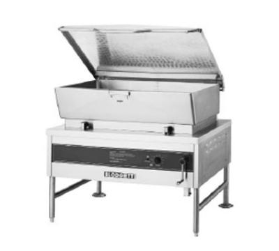 Blodgett Oven BLG 30E Electric Braising Pan 30 gallon Manual Gear Box Tilt 240/3 Restaurant Supply