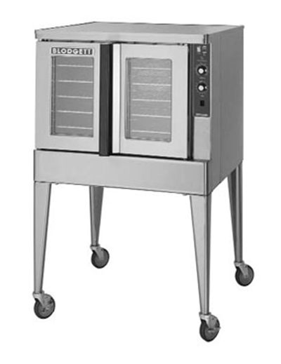 Blodgett ZEPH-200-ESINGL Deep Depth Electric Convection Oven - 240/1v