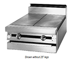 "Blodgett BPM-2HT 36"" Gas Range with Hot Top, LP"
