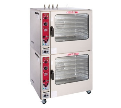 Blodgett BX 14G DOUBL LP Double Stacked Gas Combi Boilerless Oven Steamer, LP