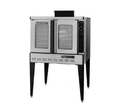 Blodgett DFG100ADDL Full Size Gas Convection Oven - LP