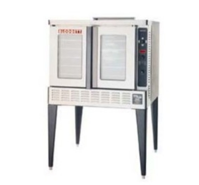 Blodgett DFG200SINGLE Deep Depth Gas Convection Oven - LP