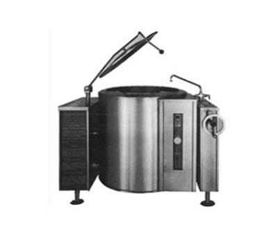 Blodgett Oven KLT 60G Gas Tilting Kettle 60 gallon Manual Crank Self Contained LP Restaurant Supply