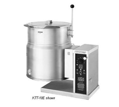 Blodgett Oven KTT 10E Table Top Tilting Kettle 10 gal Pull Handle Tilt Stainless 380/3 Restaurant Supply