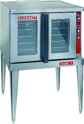 Blodgett MARKV-100ADDL Full Size Electric Convection Oven - 208/1v