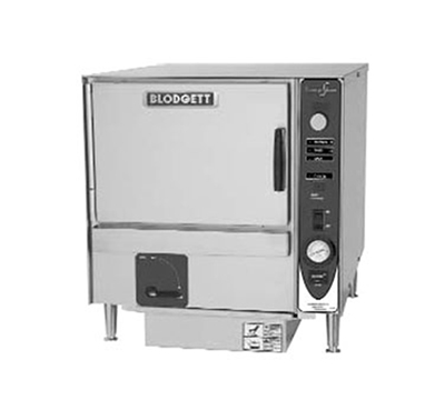 Blodgett Oven SBF 3E 9KW2081 Convection Steamer (3) 12x20 Pans Connectionless Energy Star 9 kw 208/1 Restaurant Supply