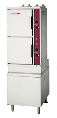 Blodgett Oven SC 7GH High Gas Convection Steamer 7 Pans Elec. Ignition 24 in Base LP Restaurant Supply