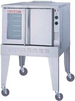 Blodgett SHO-100-EDOUBLE Double Full Size Electric Convection Oven - 208/1v