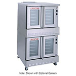 Blodgett SHO-100-GDOUBLE Double Full Size Gas Convection O