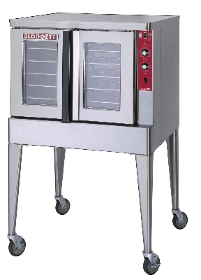 Blodgett ZEPH-100-ESINGL Full Size Electric Convection Oven - 208/1v