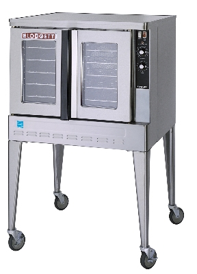 Blodgett ZEPH-100-GSNGL Full Size Gas Convection Oven - LP