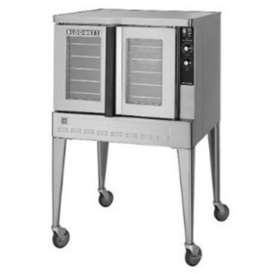 Blodgett ZEPH-200-GA Single Full-Size Gas Convection Oven, NG