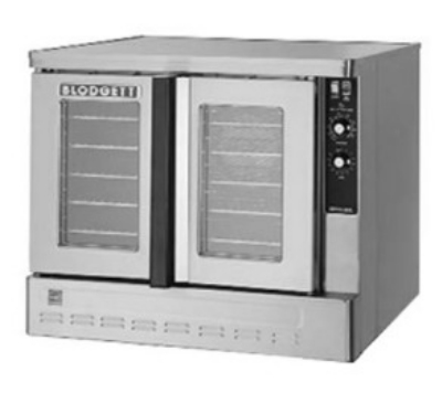 Blodgett ZEPH-200-GB Deep Depth Gas Convection Oven - LP