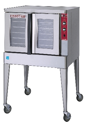 Blodgett ZEPH-200-EADDL Deep Depth Electric Convection Oven - 208/1v