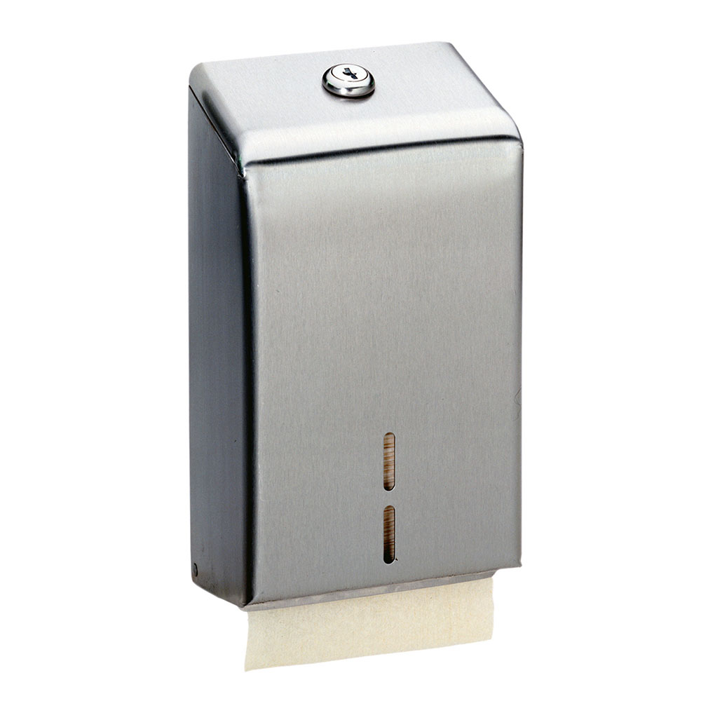 Bobrick B272 Surface Mounted Toilet Tissue Cabinet