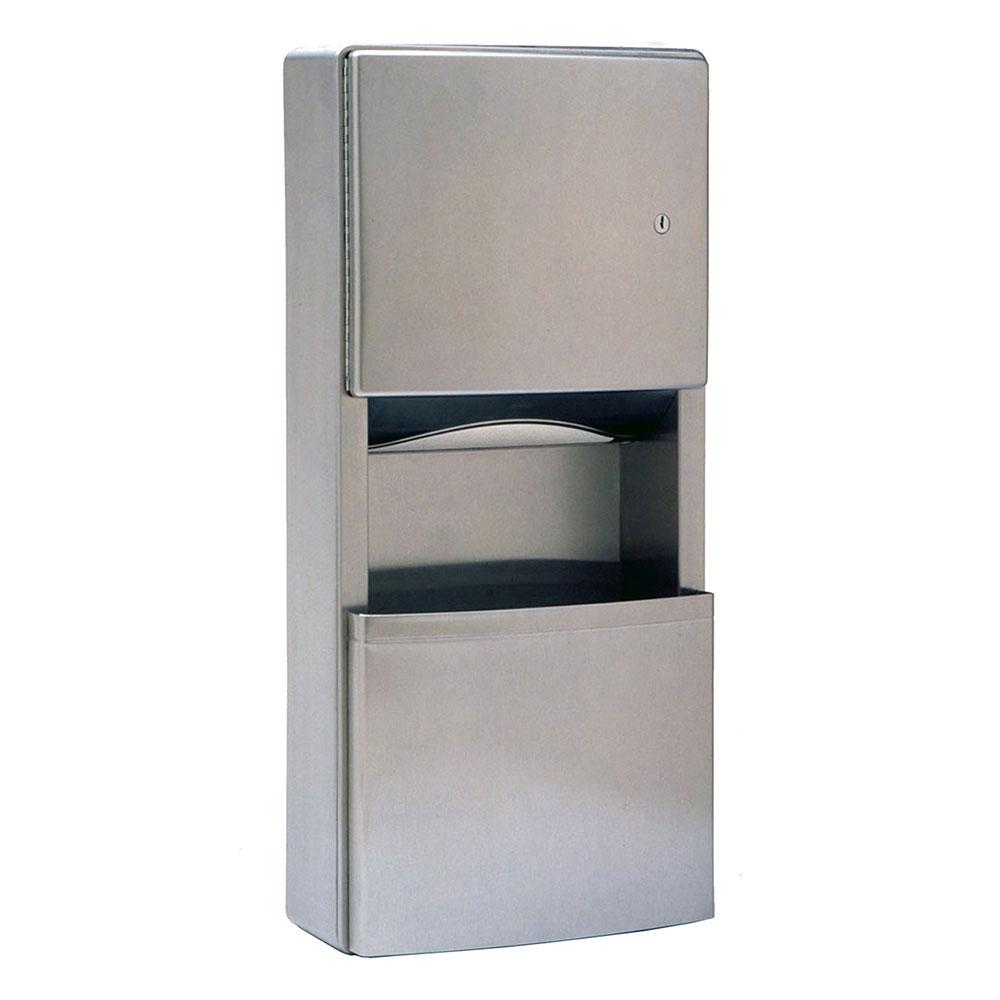 Bobrick B3699 Surface Mounted Paper Towel Dispenser
