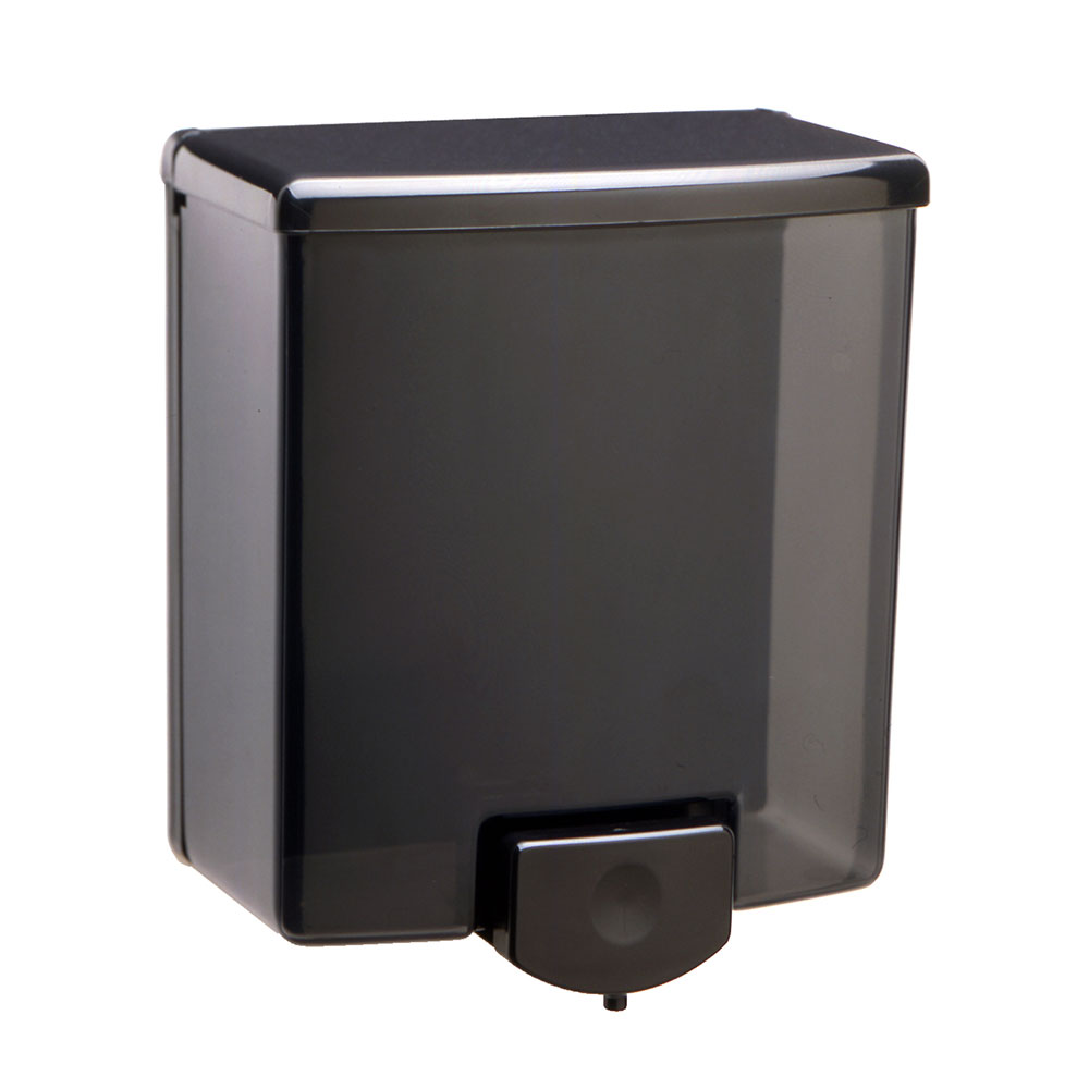 Bobrick B42 Classic Series Surface Mounted Soap Dispenser, Black