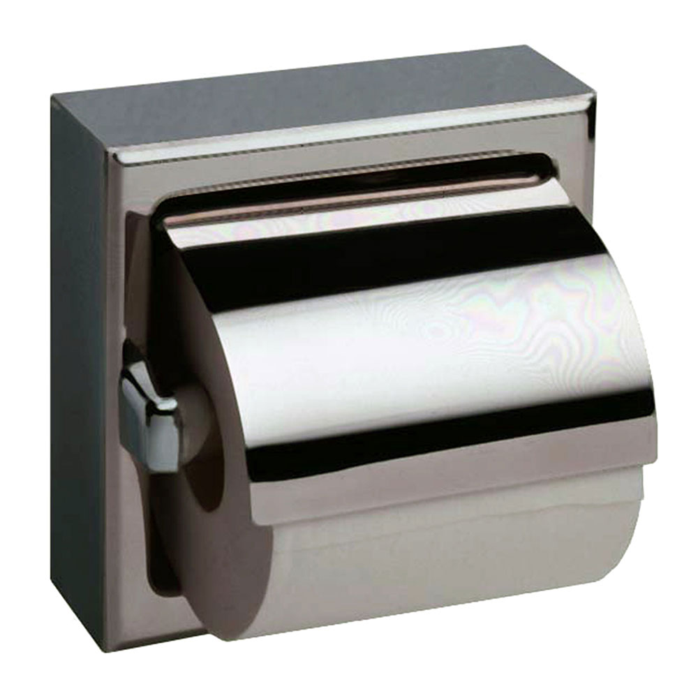 Bobrick B6699 Surface Mount Toilet Tissue Dispenser w