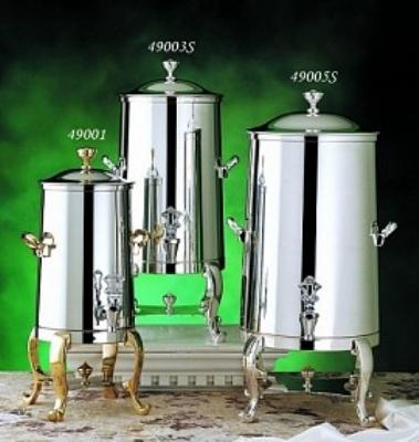 Bon Chef 49005 5-Gallon Insulated Coffee Urn Server, Roman