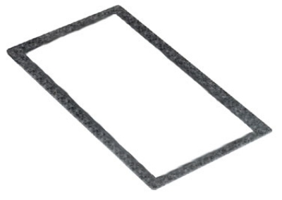 53003 20-13/16 x 12-3/4-in Tile For (1) 53104 53105 or 53106 Black Restaurant Supply
