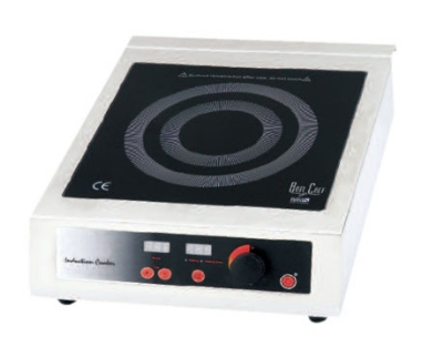 Bon Chef 12082 Glass-Top Portable Induction Range, 110 V