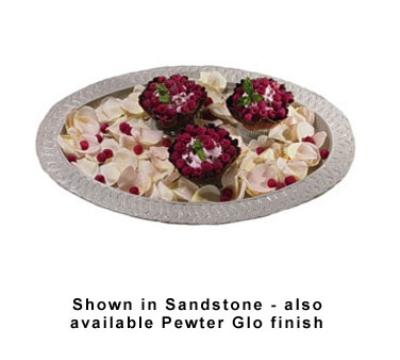 Bon Chef 2309P 7-QT Oval Casserole Dish,