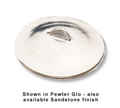Bon Chef 3002CP Cover, Aluminum w/ Pewter-Glo