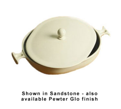 Bon Chef 3028S GIN 2-qt Bouillabaisse Dish, Aluminum/Ginger