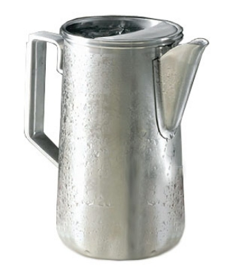 Bon Chef 4033 2-qt Water Pitcher, Stainless Steel w/ Satin Finish